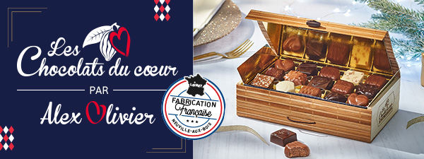 Vente de chocolats pour financer les sorties de fin d'année !